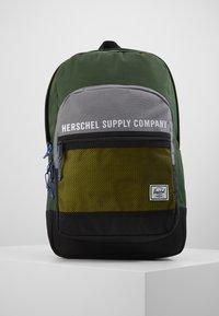 Herschel - KAINE - Rucksack - greener pastures/grey/cyber yellow - 0