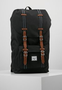 Herschel - LITTLE AMERICA - Reppu - black/tan - 0