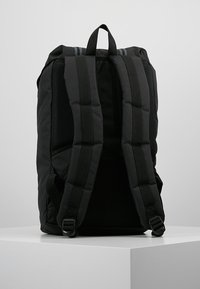 Herschel - LITTLE AMERICA - Reppu - black/tan - 2