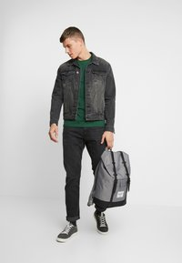 Herschel - RETREAT - Rucksack - grey/black - 1