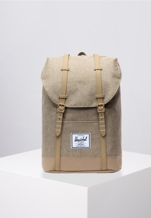 Rucksack - light brown
