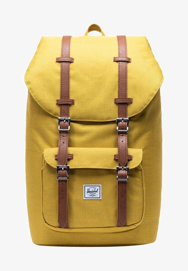 LITTLE AMERICA - Rucksack - yellow