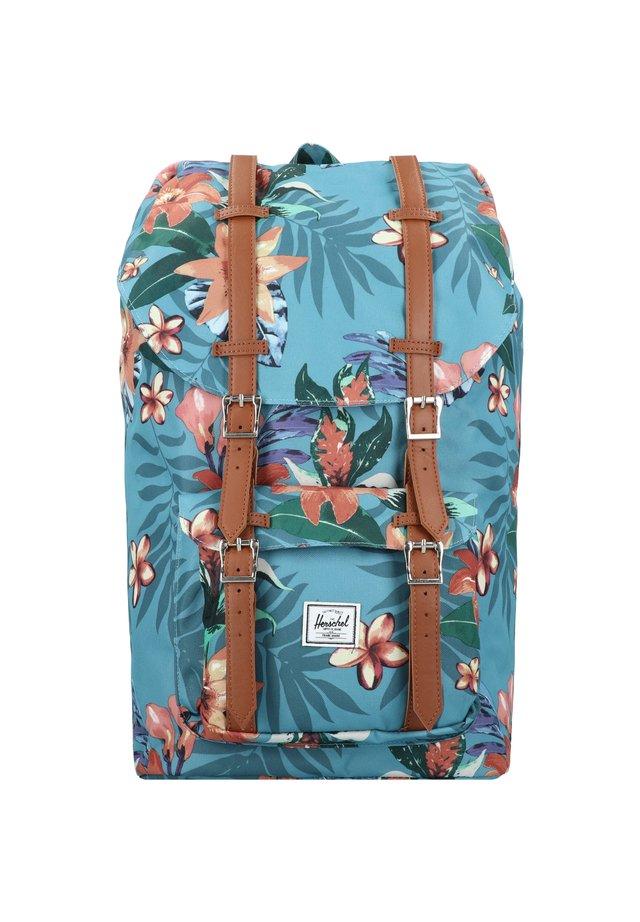 LITTLE AMERICA  - Tagesrucksack - summer floral heaven blue