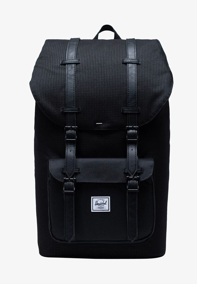 Rucksack - dark grid / black