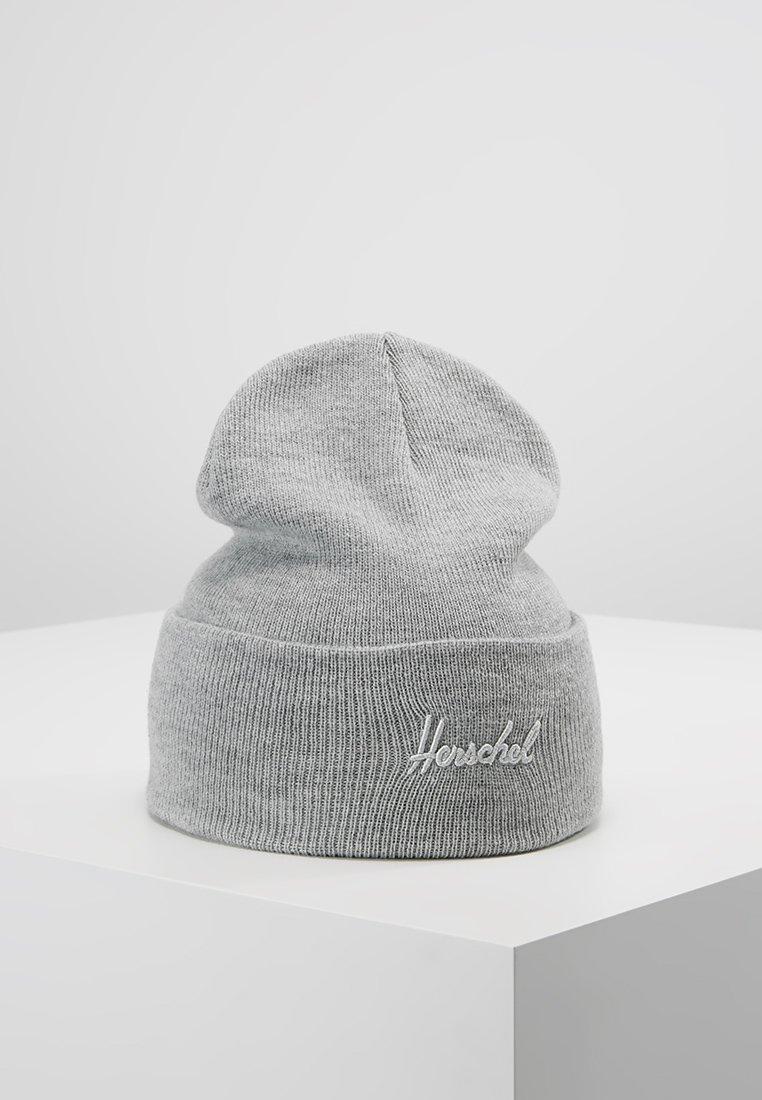 Herschel - ADEN BEANIE - Čepice - heather light grey