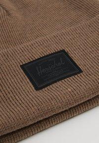 Herschel - ELMER - Čepice - pine bark/black - 5