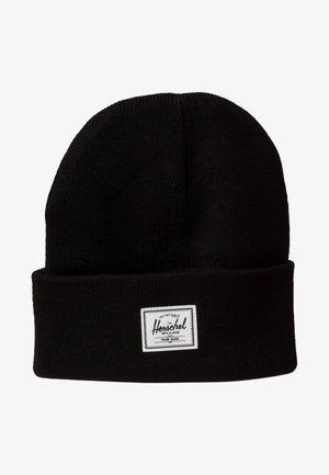 ELMER - Mütze - black