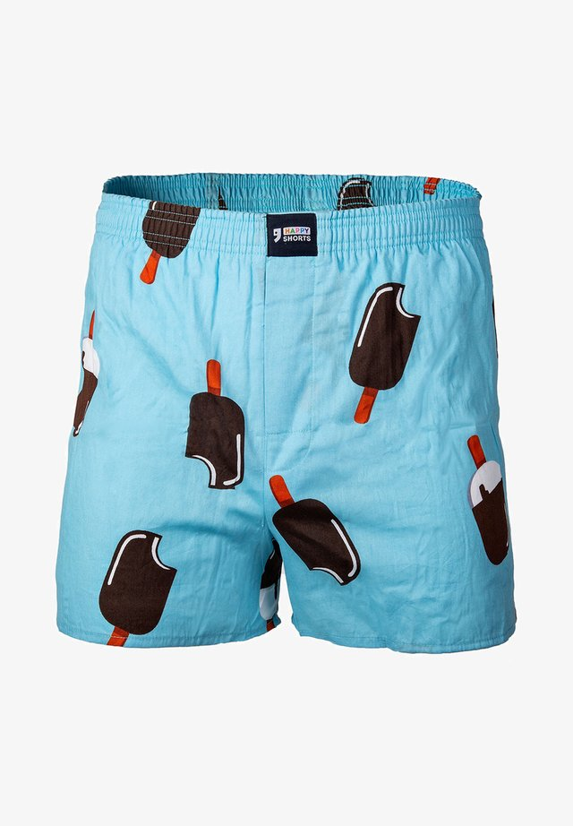AMERICAN  - Boxer shorts - brown