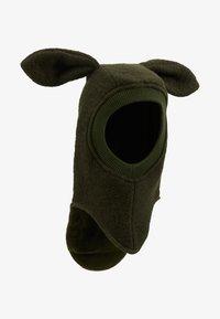 Huttelihut - BUNNY EARS - Huer - dark green - 1
