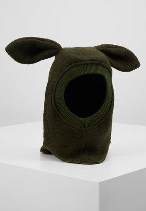BUNNY EARS - Bonnet - dark green
