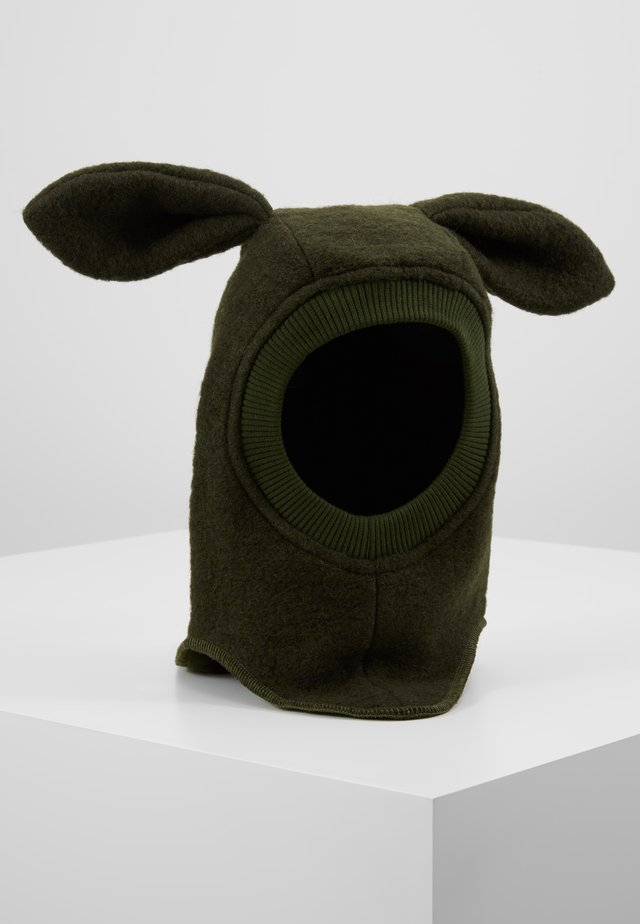 BUNNY EARS - Mütze - dark green