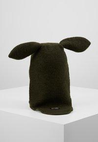 Huttelihut - BUNNY EARS - Huer - dark green - 3