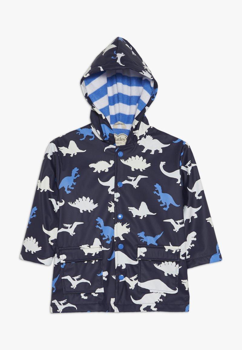 Hatley - KIDS COLOUR CHANGING RAINCOAT - Regnjakke / vandafvisende jakker - blue