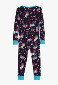 Hatley - KIDS CLASSIC ENCHANTED SPACE - Pyžamová sada - blue - 1