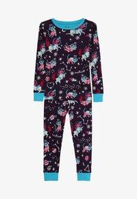 Hatley - KIDS CLASSIC ENCHANTED SPACE - Pyžamová sada - blue - 3