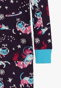 Hatley - KIDS CLASSIC ENCHANTED SPACE - Pyžamová sada - blue - 4
