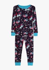 Hatley - KIDS CLASSIC ENCHANTED SPACE - Pyžamová sada - blue - 0
