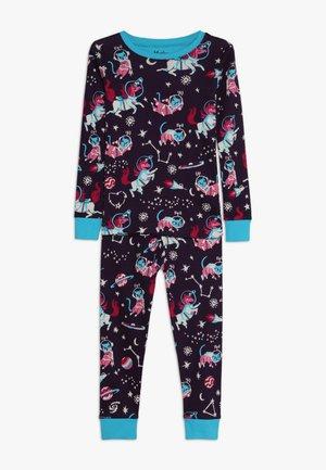 KIDS CLASSIC ENCHANTED SPACE - Pyžamová sada - blue