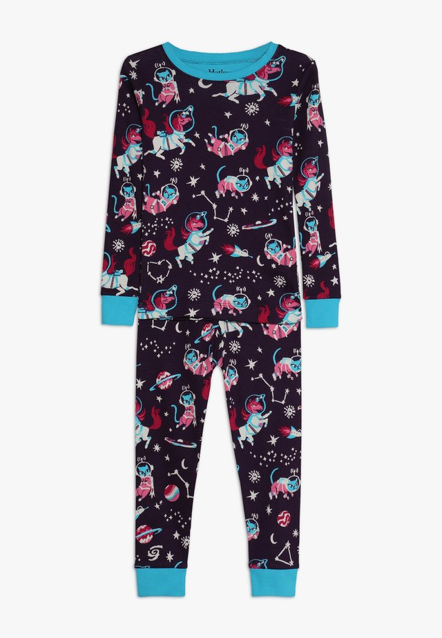 KIDS CLASSIC ENCHANTED SPACE - Pyjama set - blue