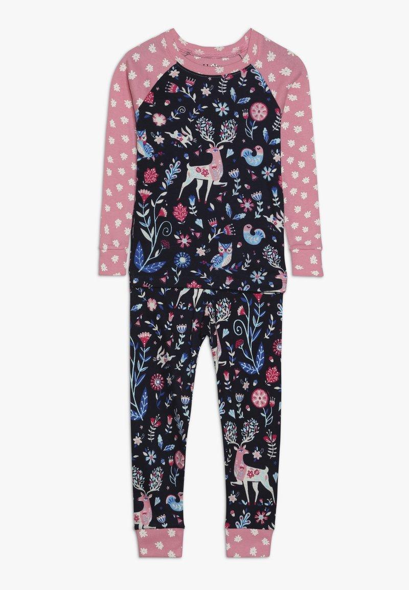 Hatley - KIDS CLASSIC NORDIC FOREST SET - Pyžamová sada - blue