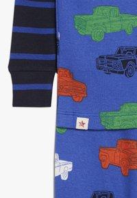 Hatley - KIDS CLASSIC PICKUP TRUCKS SET - Pyžamová sada - blue - 4