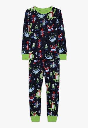 KIDS COSY MONSTERS - Pyžamová sada - blue