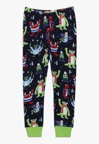 Hatley - KIDS COSY MONSTERS - Pyžamová sada - blue - 2