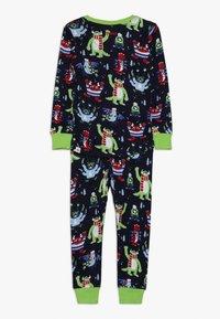 Hatley - KIDS COSY MONSTERS - Pyžamová sada - blue - 1