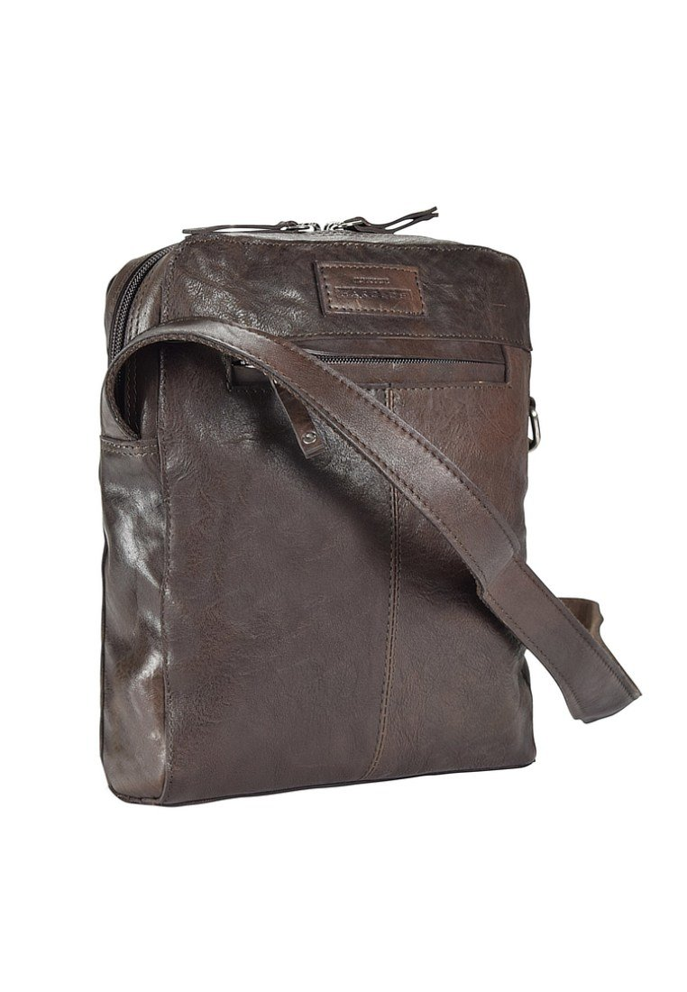 Harold's Notebooktasche - brown - Black Friday