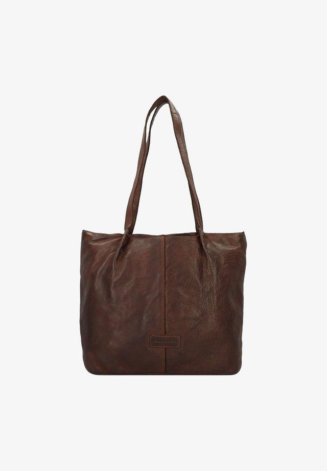 SUBMARINE - Shopping Bag - braun