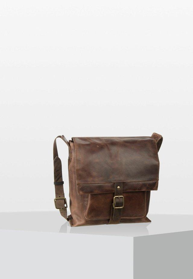 FLINT - Across body bag - brown