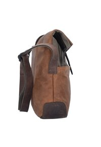 Harold's - TWISTER MESSENGER  - Umhängetasche - brown - 3