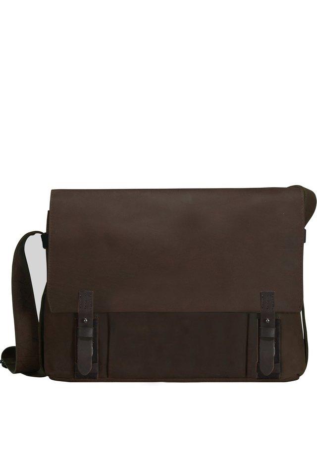 LEADO - Across body bag - braun