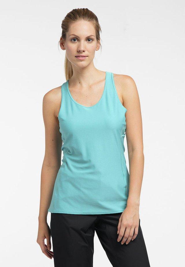Sports shirt - glacier green