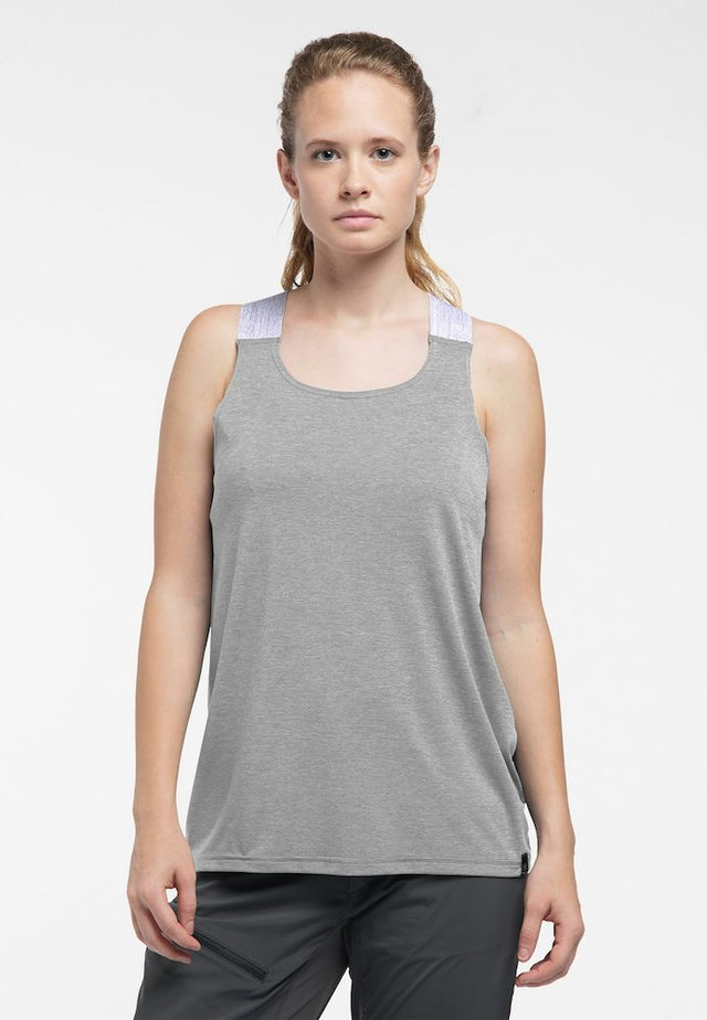 RIDGE  - Sports shirt - concrete