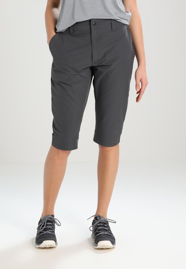 AMFIBIOUS - Outdoor Shorts - magnetite