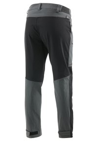 Haglöfs - RUGGED FLEX - Długie spodnie trekkingowe - grey - 1