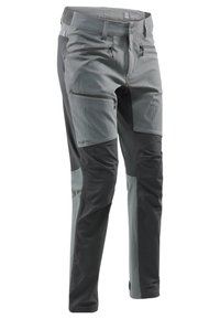 Haglöfs - RUGGED FLEX - Długie spodnie trekkingowe - grey - 3