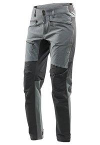Haglöfs - RUGGED FLEX - Długie spodnie trekkingowe - grey - 2