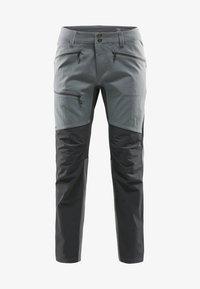 Haglöfs - RUGGED FLEX - Długie spodnie trekkingowe - grey - 0