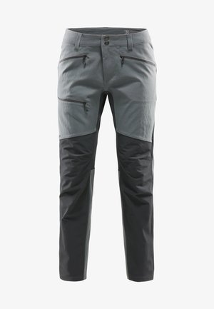 RUGGED FLEX - Outdoorbroeken - grey