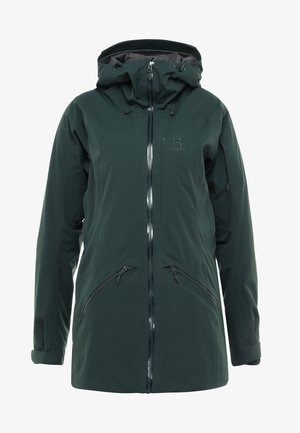 NIVA INSULATED PARKA WOMEN - Winter coat - mineral