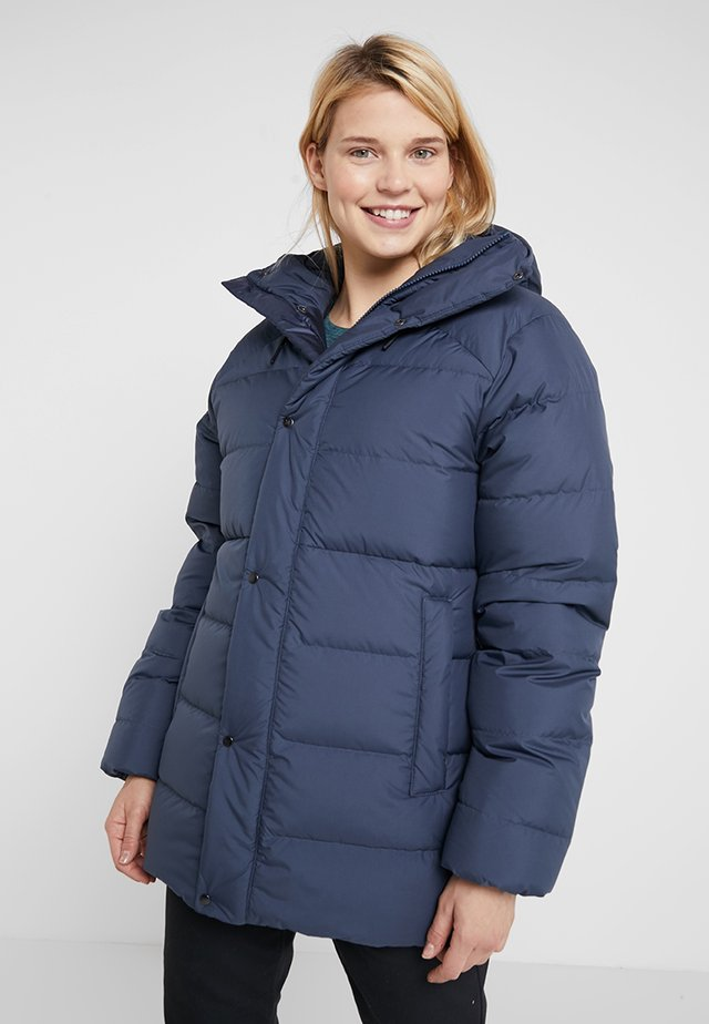 NÄS JACKET WOMEN - Dunjacka - dense blue