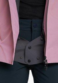 Haglöfs - NIVA JACKET WOMEN - Snowboard jacket - purple milk - 5