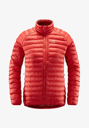 MIMIC - Winterjacke - hibiscus Red/brick Red
