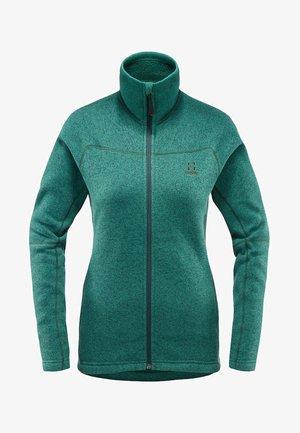 SWOOK  - Fleece jacket - green