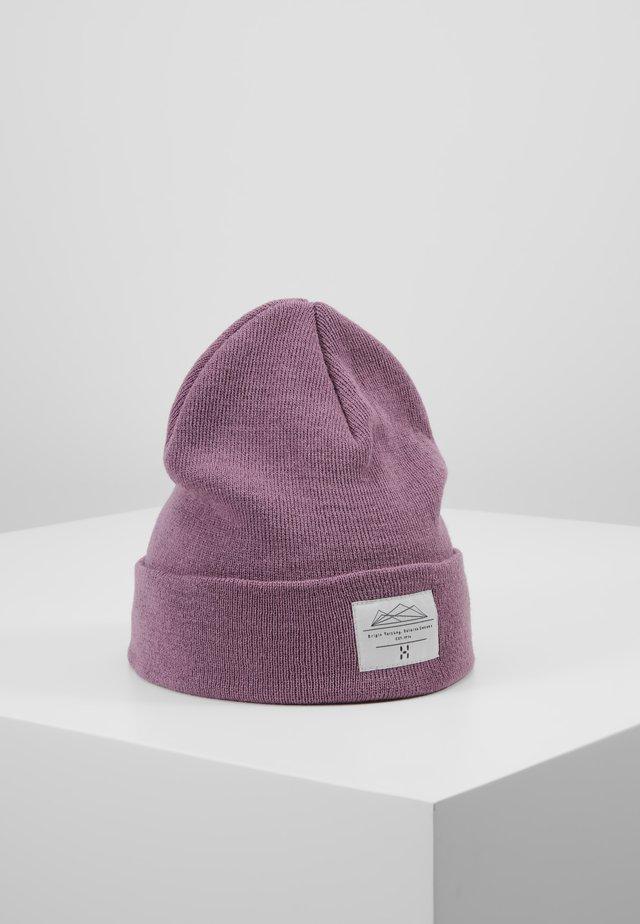 MAZE BEANIE - Huer - purple