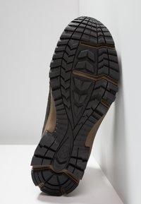Haglöfs - SKUTA MID PROOF ECO MEN - Zapatillas de senderismo - oak/deep woods - 4