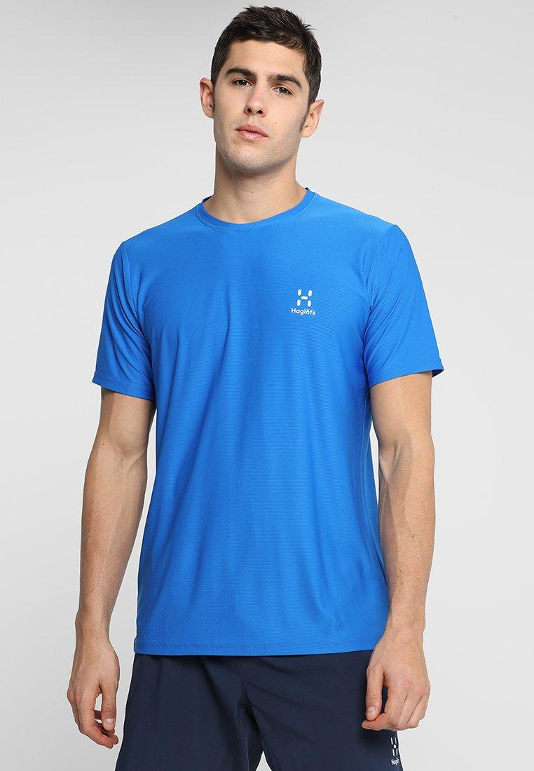 Haglöfs - TECH TEE MEN - T-Shirt basic - storm blue