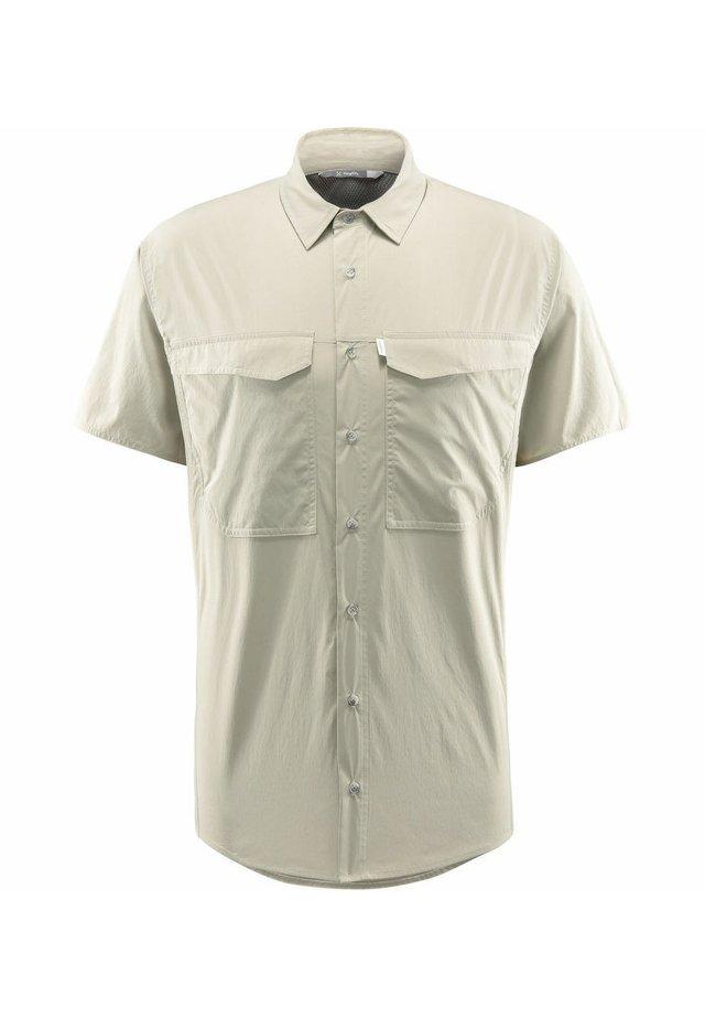 HAGLÖFS WANDERHEMD SALO SS SHIRT MEN - Shirt - lichen